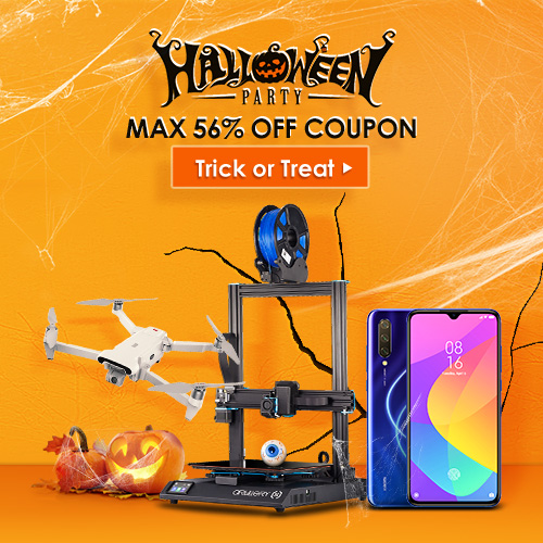 Halloween Day MAX 56% OFF COUPON