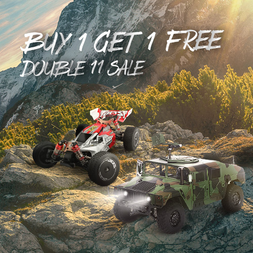 Double 11 Day Promotion for RC Vehicles Parts