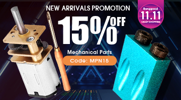 Mechanical Parts New Arrivals 15% OFF