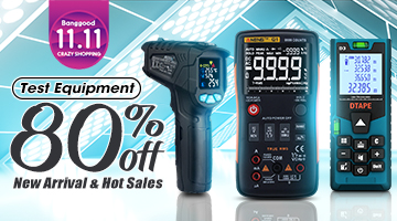 Test Equipment Up to 80% OFF