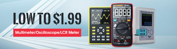 Multimeter Signal Generator Oscilloscope