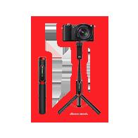 Portable Tripod Selfie Stick
