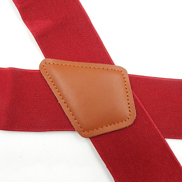 5cm*125cm Plus Size Clip-on Suspenders Oversize Braces