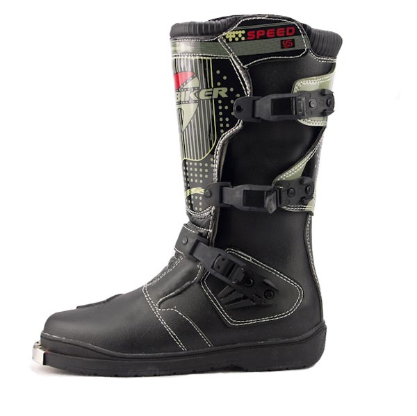 Speed Motorcycle Motorcross Road Riding Boots