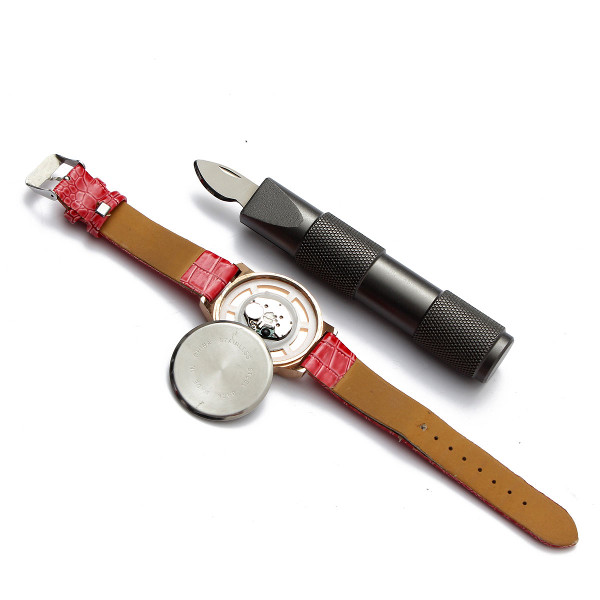 Watch Back Case Opener Battery Remover Pry Knife Watchmaker Repair Tool