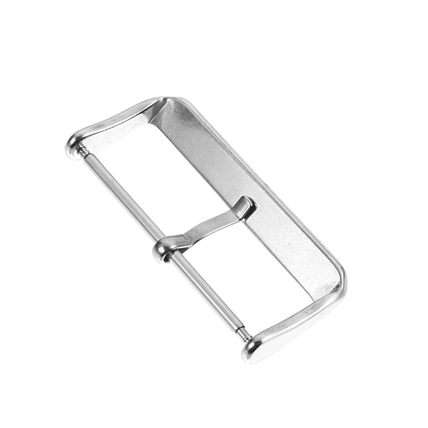 Silver Color 10mm to 36mmStainless Steel Watch Band Buckle