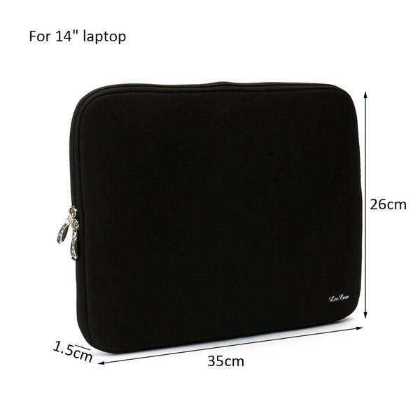 Soft Case Bag Cover Sleeve Pouch For 14 Inch Macbook Pro/Air Tablet