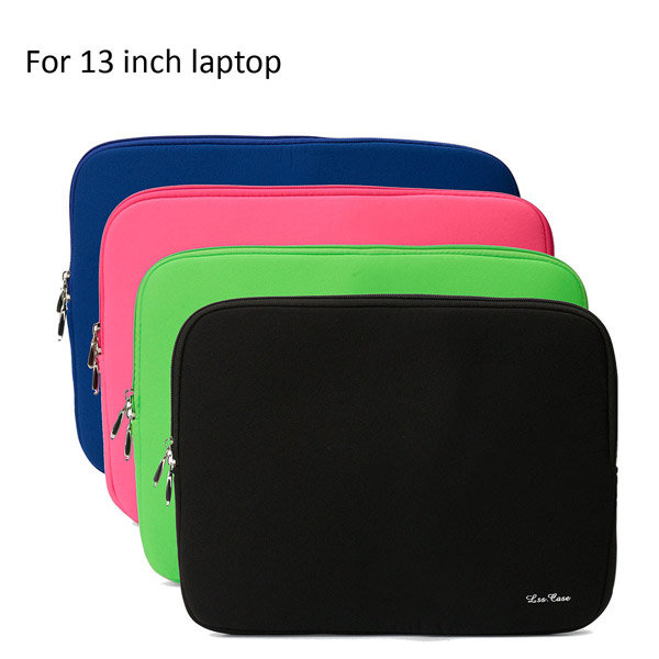 Soft Case Bag Cover Sleeve Pouch For 13 Inch Macbook Pro/Air Tablet