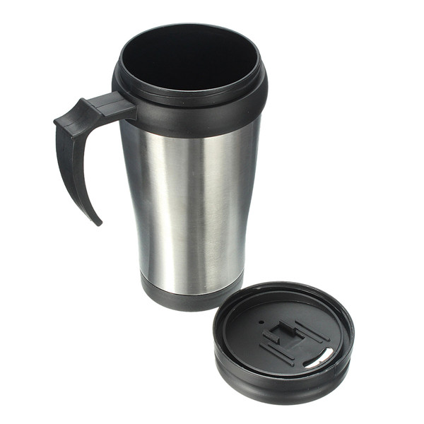 Stainless Steel Thermos ABS Mug ...