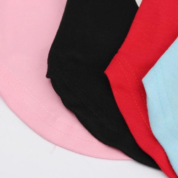 Summer Vogue Pet Dog Cat Vest Waistcoat Sleeveless Red Lip Vest Coat