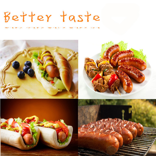 2Pcs Spiral Hot Dog Cutter Slicers Fancy Sausage Cutter Slicer Kitchen Gadget