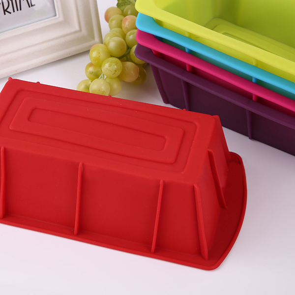 Silicone Toast Cake Mold Pan Cake Baking Molds Moulds Multifunction Baking Tools