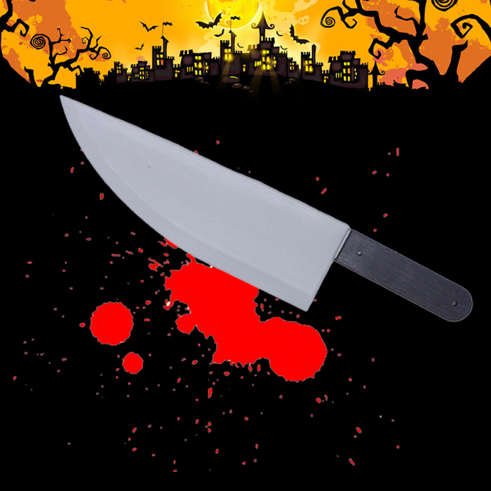 Halloween Weapon Knife Costume Party Scary Prop Decoration