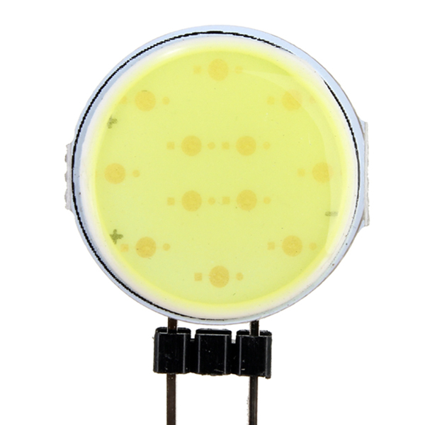 Ultra Bright G4 0.6W 150LM COB LED White Light Bulb Lamp DC 12V