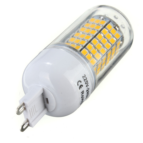 E27/E14/G9/GU10/B22 7W 2835 SMD LED Corn Bulb Warm/White 220V Home Lamp
