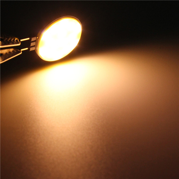 G4 2.5W 18COB LED Warm White/White for Crystal Lamp LED Spotlight Light Bulb Lamp DC 12V