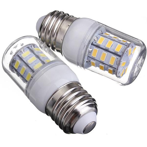 E26 3.5W 420LM AC 220V White/Warm White SMD 5730 LED Corn Light Bulb