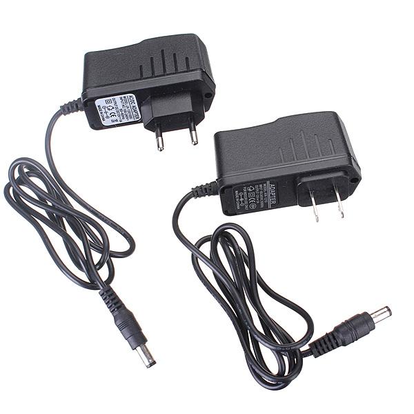 AC 100-240V To DC 12V 1A Adapter Plug Power Supply For LED Strip Light