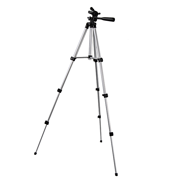 Retractable Tripod Mount Stand For iPad Tablet PC Camera Tripod