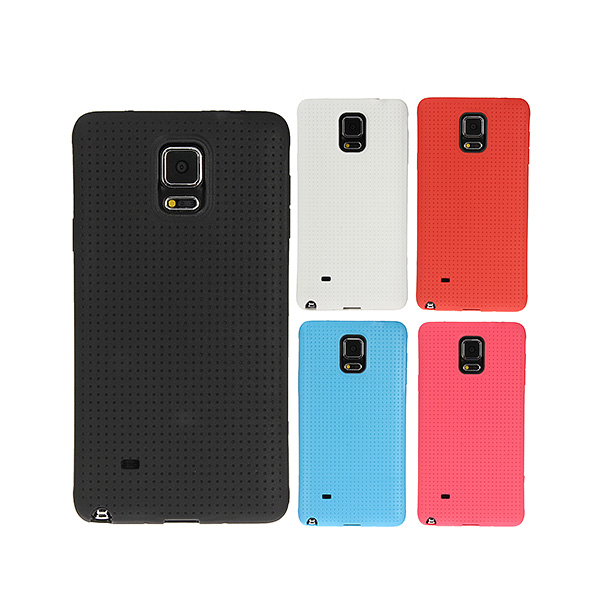 TPU Soft Silicone Gel Back Case For Samsung Galaxy Note 4