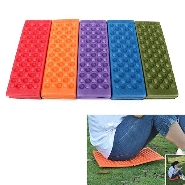 Waterproof Foam Outdoor Seat Cushion Foldable Camping Mat