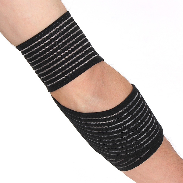 Elastic Brace Protection Knee Ankle Elbow Wrist Compression Bandage