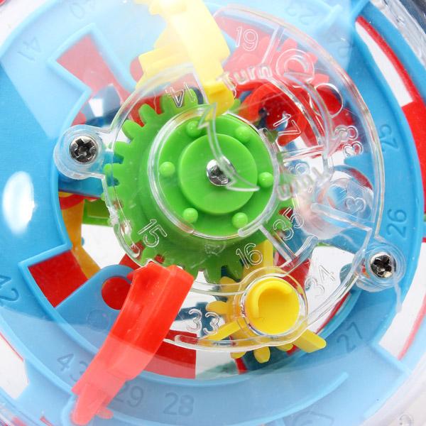 Children Kids 75 Pass Maze Ball Educational Development Toys