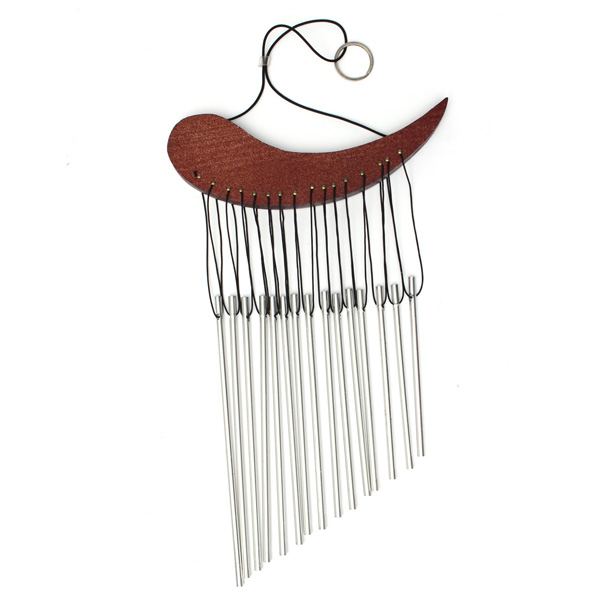 Aluminum Tube Wind Chime Chimes Healing Sound Garden Living Decor