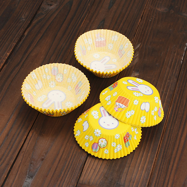 White Rabbit's Chocolate Cake Cup Cake Paper Cups In Bluk Baking Tools