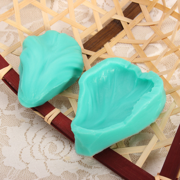 Tulip Petals Silicone 3D Cake Fondant Mold Creative Baking Toolkitchen Accessories
