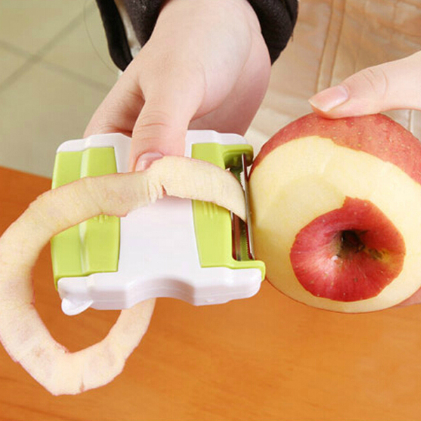 Multifunction Vegetable Fruit Spiral Cutter Slicer Peeler Kitchen Tool