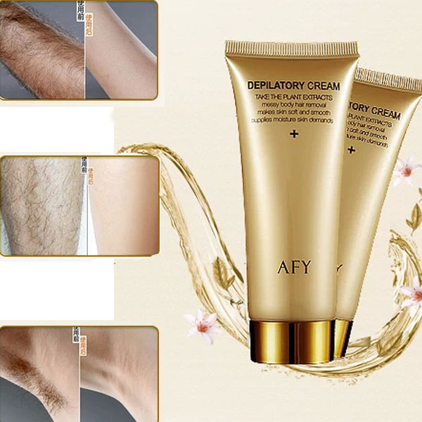 AFY Women Men Hair Remove Depilatory Cream