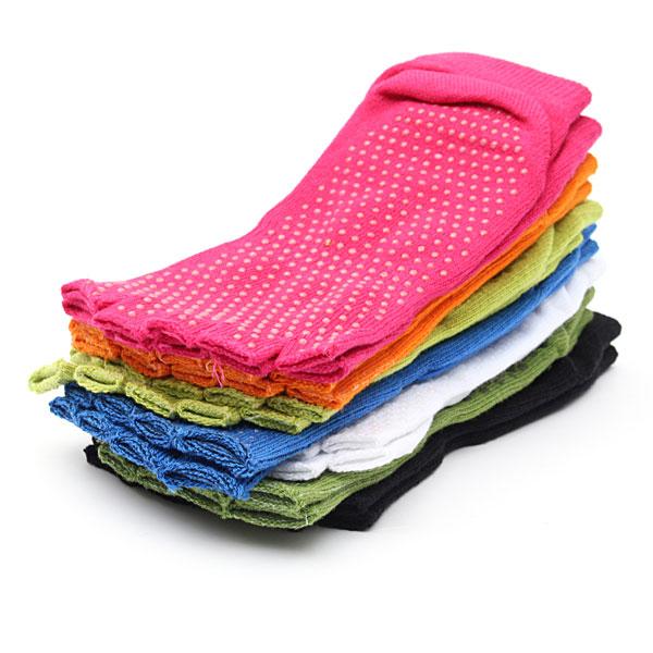 Yoga Socks Cotton Sports Exercise Pilates Massage Sock