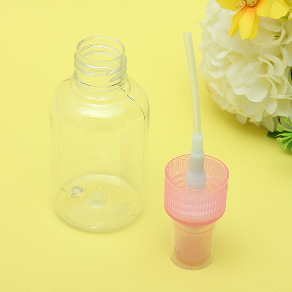100ML/50ML/30ML Perfume Make-up Water Portable Spray Bottle Container