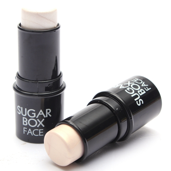 Sugar Box Shimmer Highlighting Creamy Concealer Face Makeup Highlighter Waterproof