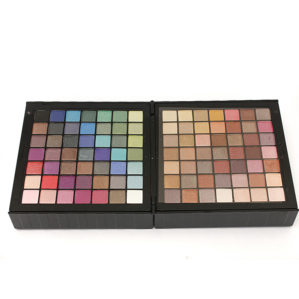 177 Colors Makeup Eyeshadow Blush Face Powder Cosmetic Palette Set