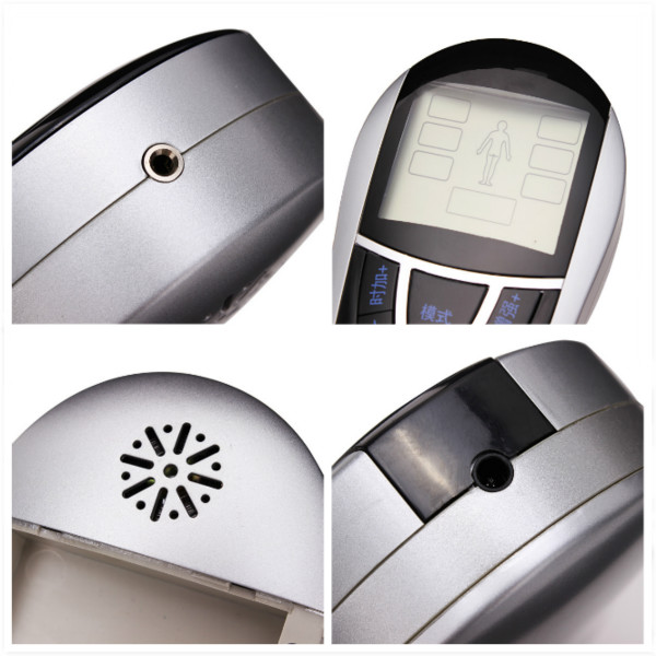 Multifunction Voice Electronic Physiotherapy Acupuncture Massager