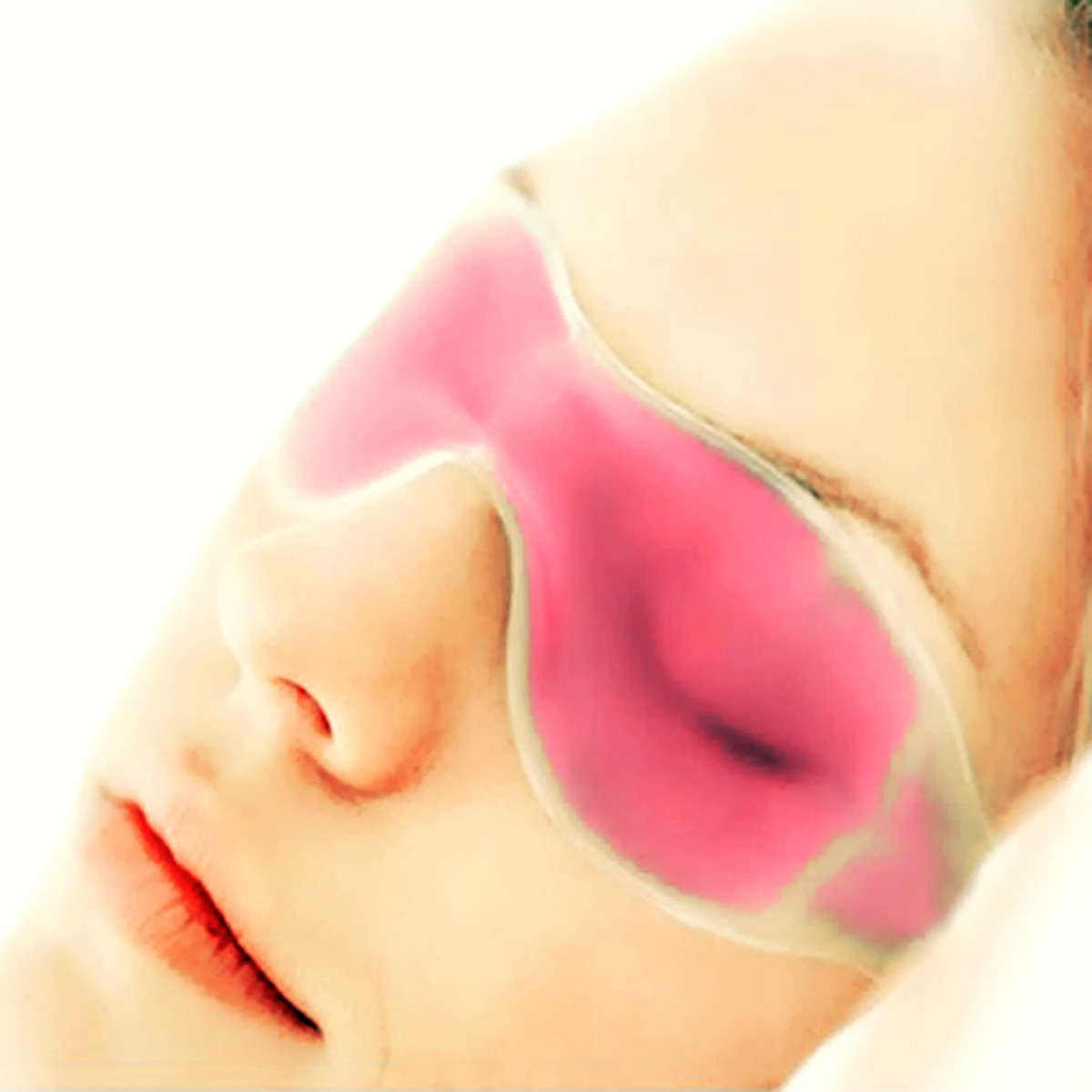 Cool Icy Squishies Squishy Gel Remove Dark Circles Relieve Fatigue Headache Eyepatch Eye Mask