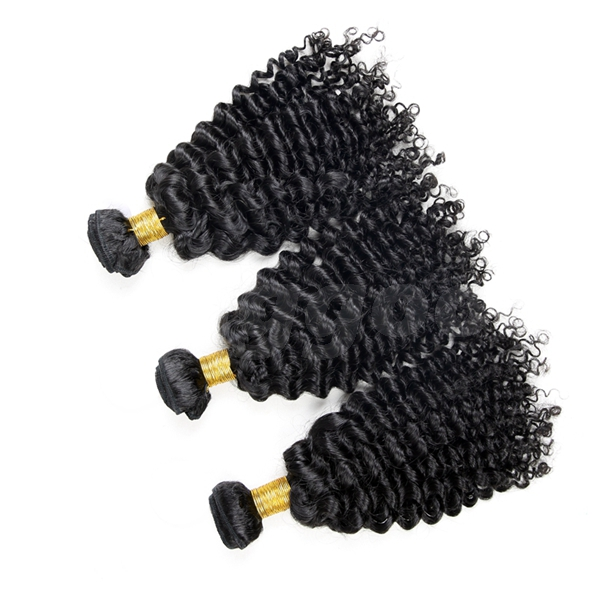 6A Grade Brazilian Virgin Unprocessed Jerry Curly 100% Real Human Hair Extension
