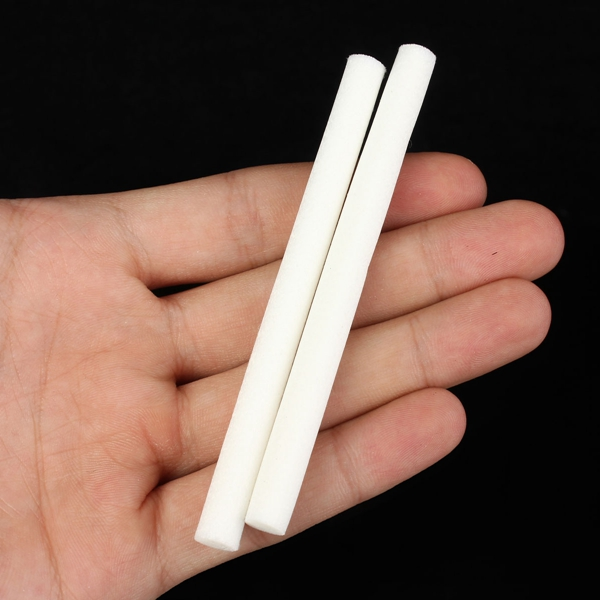 2Pcs Cotton Replacement Filter for USB Water Bottle Caps Humidifier Diffuser