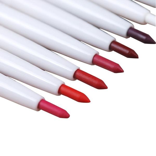 1Pcs Automatic Rotary Long Lasting Lip Liner Pencil Cosmetic