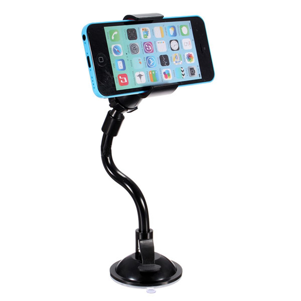 Car Wind Shield Dashboard Suction Cup Holder Mount for iPhone 8 Xiaomi Samsung Smartphone