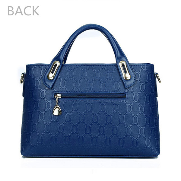Women Crocodile Handbags Ladies Crossbody Bags Clutches Card Holder Purse 4 Pcs