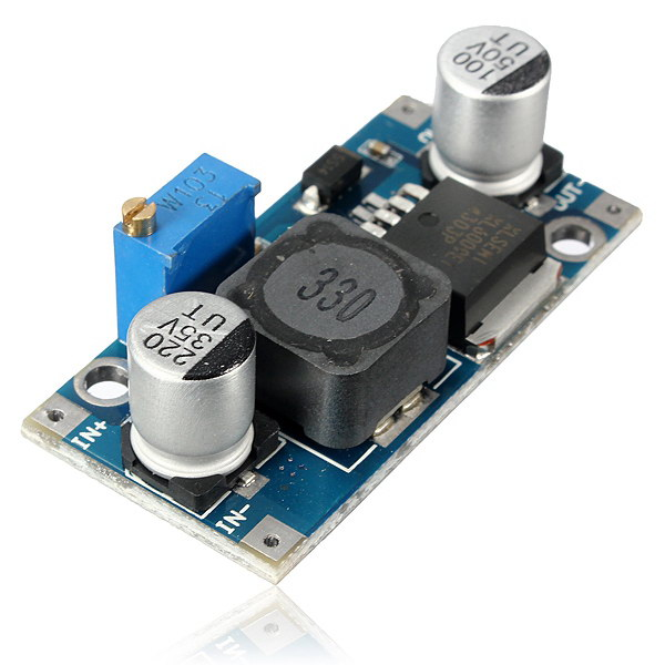3a xl6009 dc-dc 50khz adjustable step up power converter module