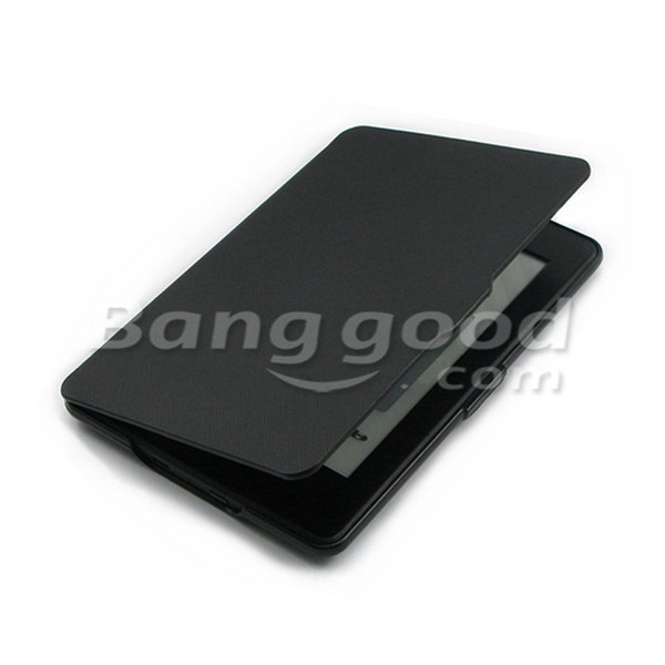 Leather Smart Case Cover For Kindle Paperwhite 1/2