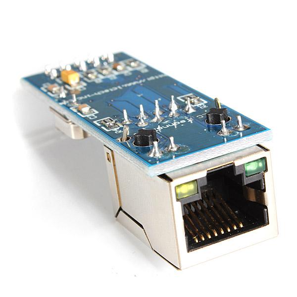 ENC28J60 Ethernet LAN Network Module For Arduino 51 SPI AVR PIC LPC STM32 Development Board