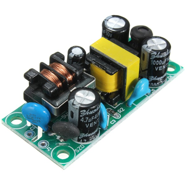 5V 1A AC-DC Power Supply Step Down Module Bare Board