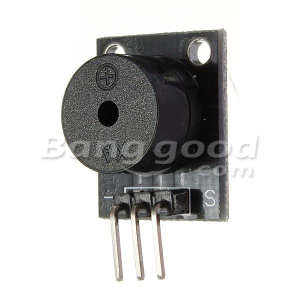 3Pcs 3.5-5.5V Standard Passive Buzzer Module For Arduino