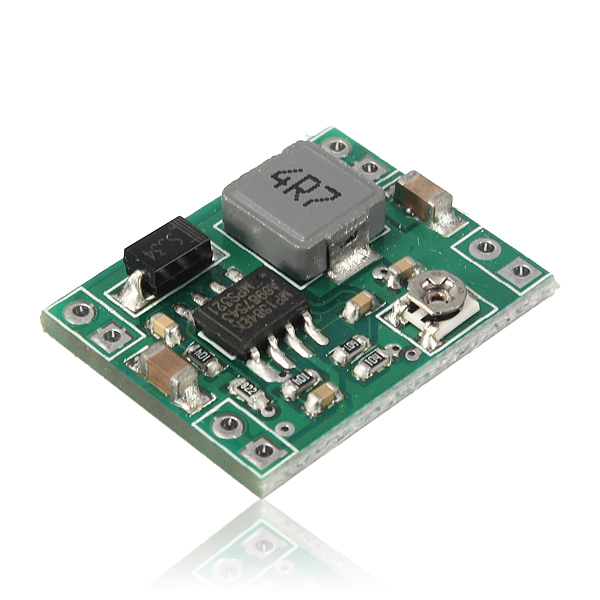 mini dc-dc converter adjustable step down power supply module