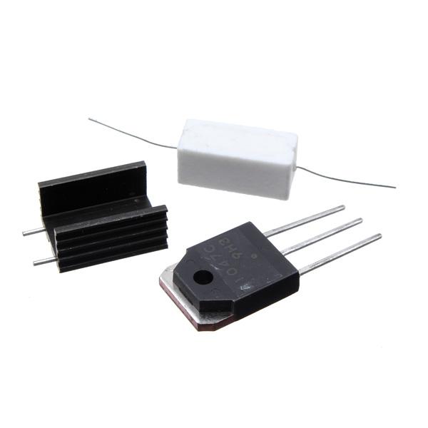 0-30V 2mA - 3A Adjustable DC Regulated Power Supply Module DIY Kit